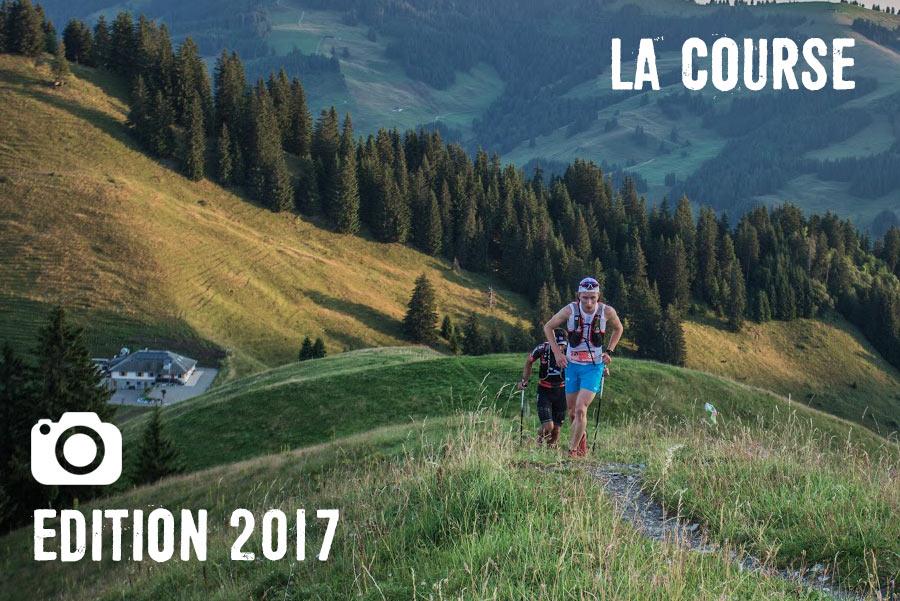 La course 2017 - Gruyère Trail Charmey